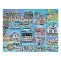 Whitstable Kent | A3 Print | Andrew Ruffhead